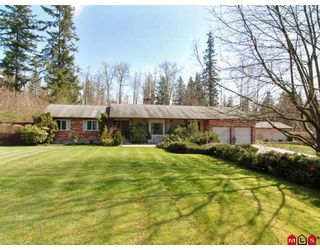 Photo 1: 7746 227TH in Langley: Fort Langley House for sale : MLS®# F2808674
