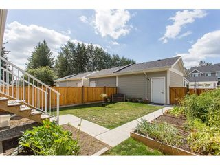 """Photo 20: 8615 CEDAR Street in Mission: Mission BC Condo for sale in """"Cedar Valley Row Homes"""" : MLS®# R2199726"""