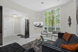 """Photo 2: 102 896 HAMILTON Street in Vancouver: Downtown VW Townhouse for sale in """"Rosedale Gardens"""" (Vancouver West)  : MLS®# R2604168"""