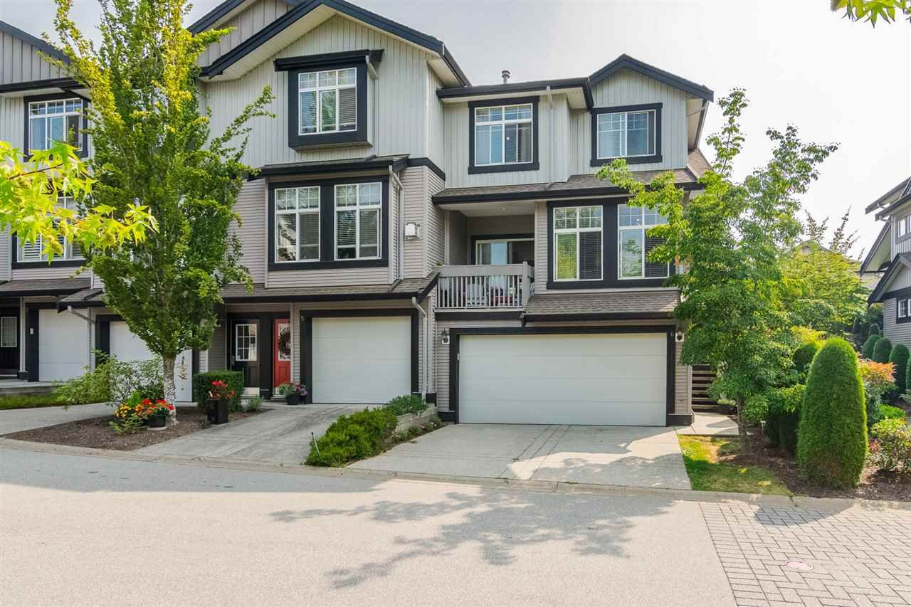 """Main Photo: 6 18828 69 Avenue in Surrey: Clayton Townhouse for sale in """"Starpoint"""" (Cloverdale)  : MLS®# R2298296"""