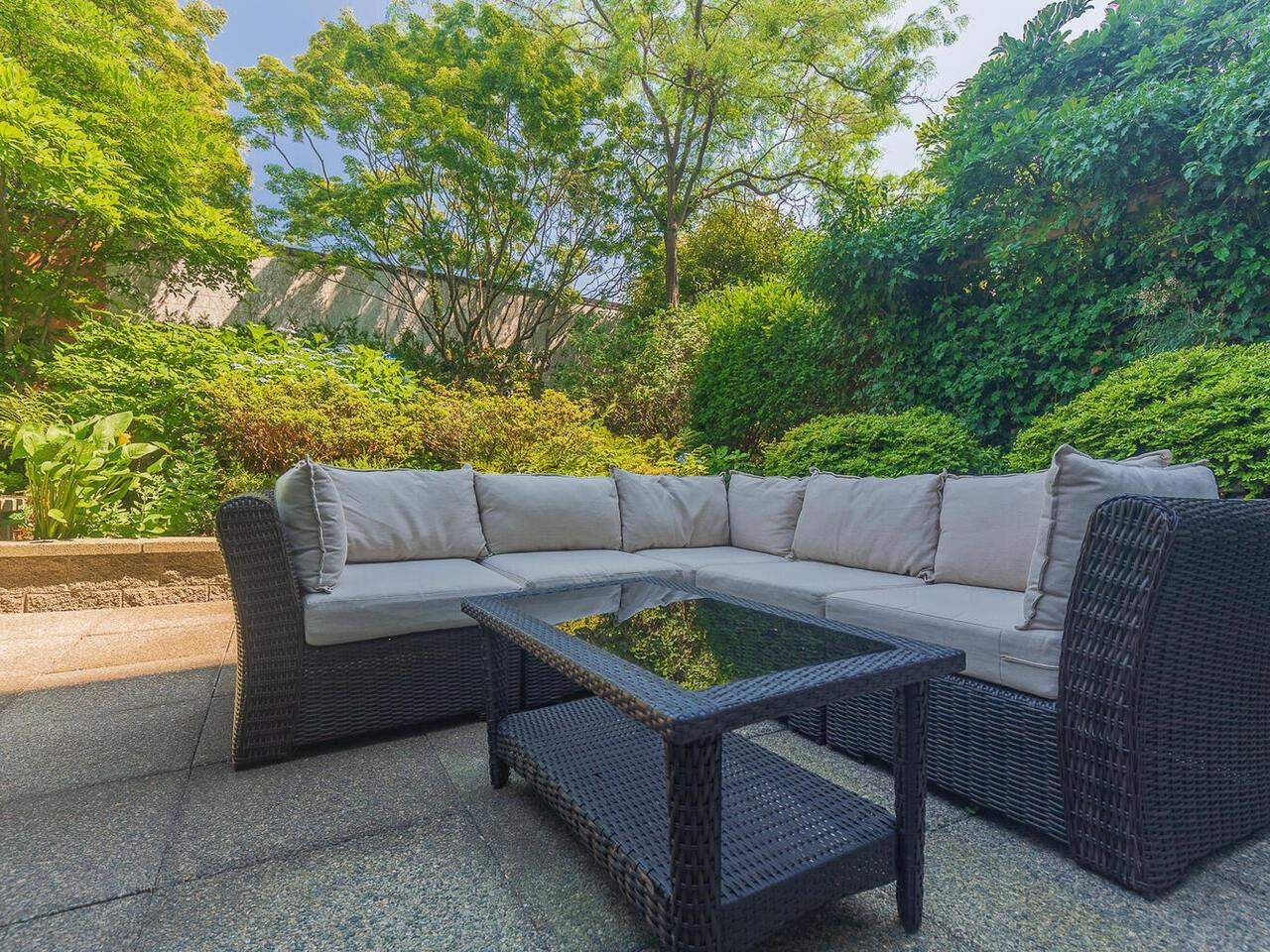 Gorgeous Private Patio With Extended 430SqFt Useable Outdoor Living Space