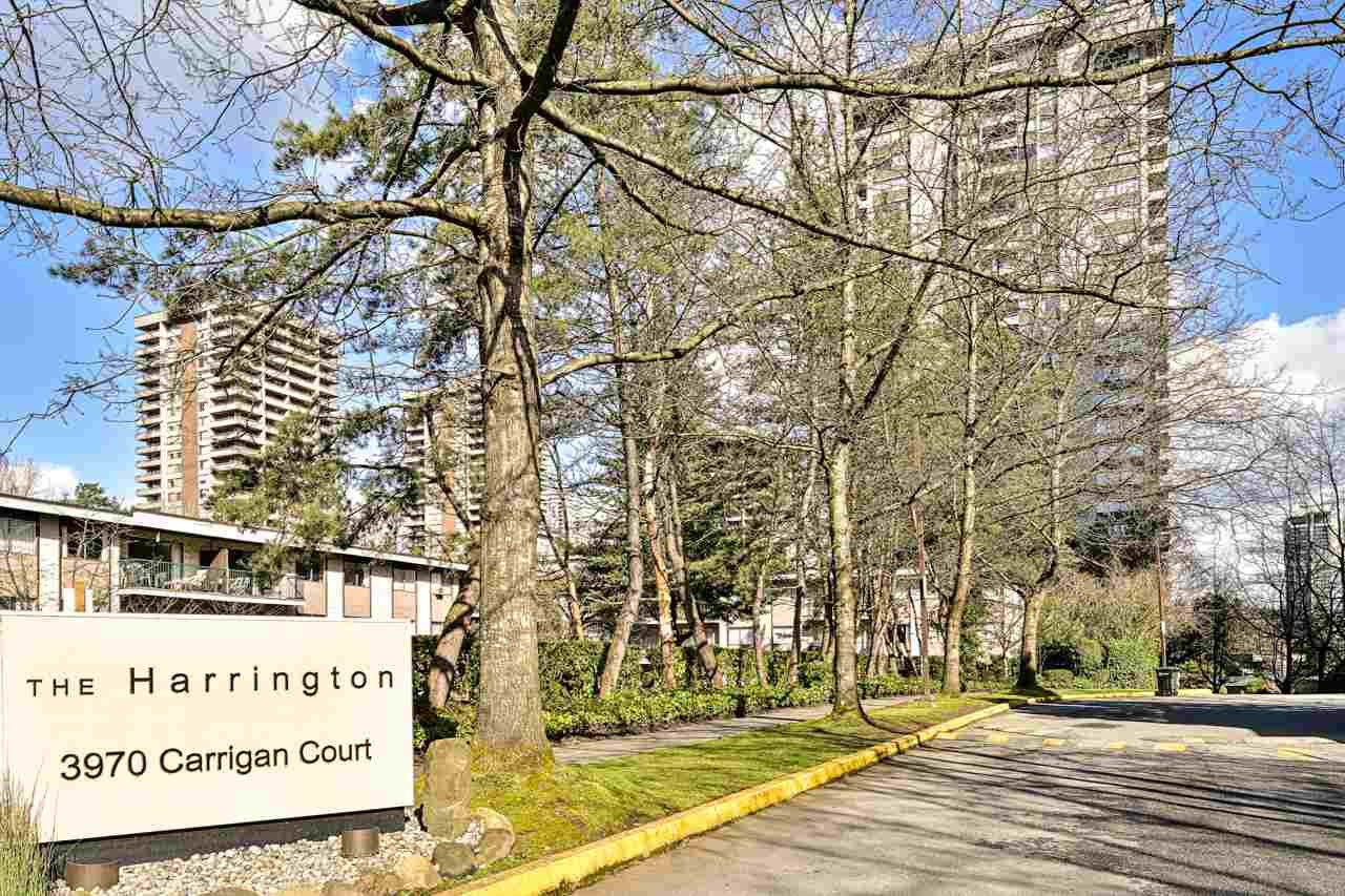 Main Photo: 1803 3970 CARRIGAN Court in Burnaby: Government Road Condo for sale (Burnaby North)  : MLS®# R2553887