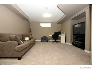 Photo 34: 4334 MEADOWSWEET Lane in Regina: Single Family Dwelling for sale (Regina Area 01)  : MLS®# 584657