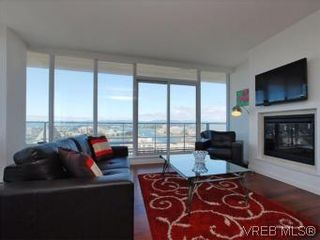 Photo 4: 1806 707 Courtney St in VICTORIA: Vi Downtown Condo for sale (Victoria)  : MLS®# 543641