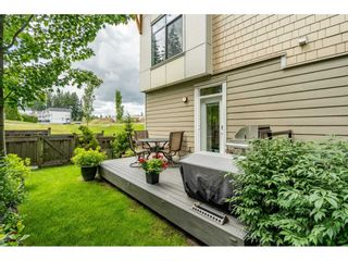"""Photo 31: 97 9989 BARNSTON Drive in Surrey: Fraser Heights Townhouse for sale in """"Highcrest"""" (North Surrey)  : MLS®# R2477034"""