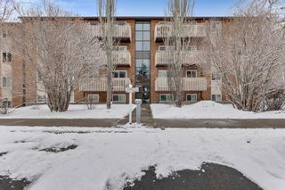 Main Photo: 211 11620 Elbow Drive SW in Calgary: Canyon Meadows Apartment for sale : MLS®# A1085045