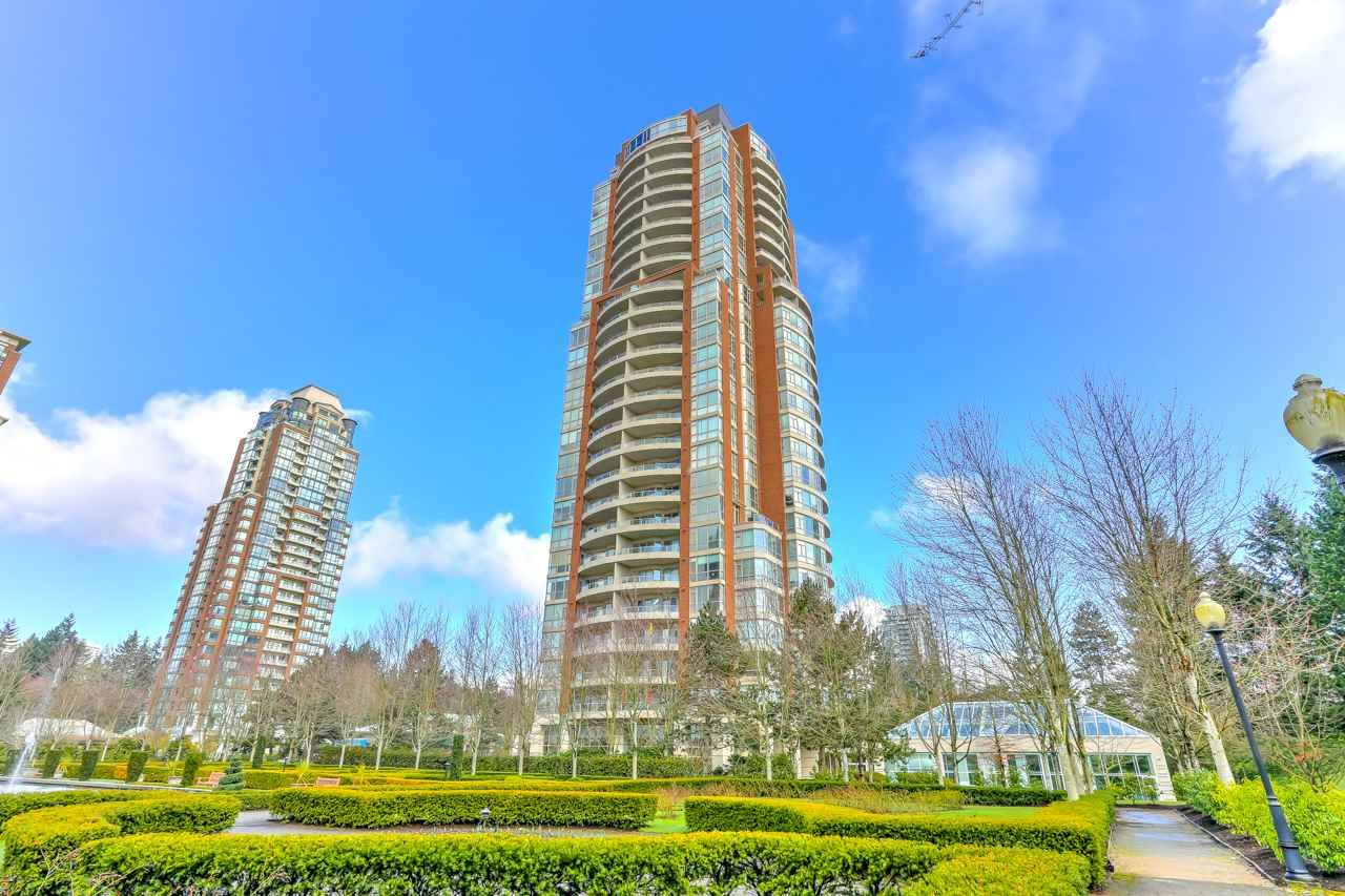 "Main Photo: 401 6838 STATION HILL Drive in Burnaby: South Slope Condo for sale in ""Belgravia"" (Burnaby South)  : MLS®# R2444772"