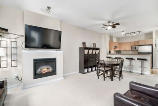 """Photo 4: 402 4723 DAWSON Street in Burnaby: Brentwood Park Condo for sale in """"COLLAGE"""" (Burnaby North)  : MLS®# R2465101"""