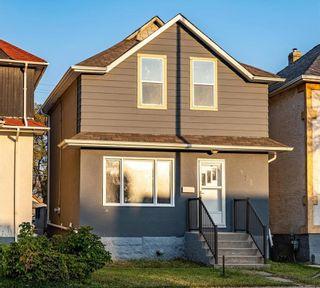 Photo 1: 723 Arlington Street in Winnipeg: West End Residential for sale (5A)  : MLS®# 202124344