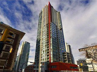 Photo 1: 1803 1211 MELVILLE STREET in VANCOUVER: Coal Harbour Condo for sale (Vancouver West)
