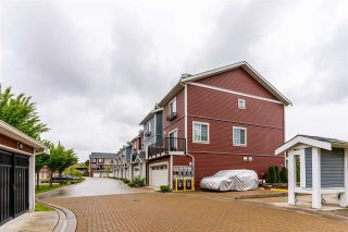 """Photo 33: 9 9691 ALBERTA Road in Richmond: McLennan North Townhouse for sale in """"JADE"""" : MLS®# R2574897"""