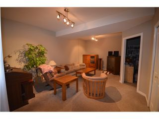 """Photo 12: 65 678 CITADEL Drive in Port Coquitlam: Citadel PQ Townhouse for sale in """"CITADEL POINTE"""" : MLS®# V1012676"""