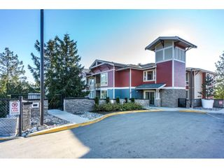 """Photo 1: 104 2238 WHATCOM Road in Abbotsford: Abbotsford East Condo for sale in """"Waterleaf"""" : MLS®# R2260128"""