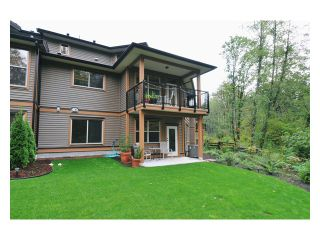 "Photo 10: 52 24185 106B Avenue in Maple Ridge: Albion Townhouse for sale in ""TRAILS EDGE"" : MLS®# V852572"