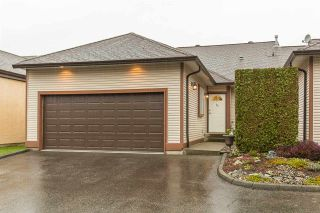 "Photo 1: 37 23151 HANEY Bypass in Maple Ridge: East Central Townhouse for sale in ""STONEHOUSE ESTATES"" : MLS®# R2150992"