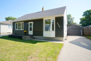 Photo 1: 112 13th St NW in Portage la Prairie: House for sale : MLS®# 202121371