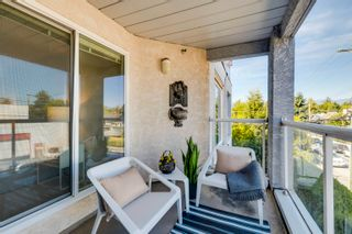 """Photo 1: 302 3505 W BROADWAY in Vancouver: Kitsilano Condo for sale in """"The Collingwood"""" (Vancouver West)  : MLS®# R2617748"""