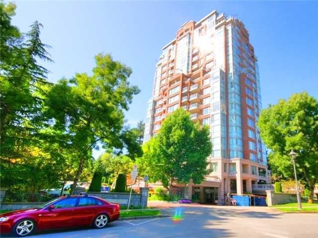 """Main Photo: 1404 5775 HAMPTON Place in Vancouver: University VW Condo for sale in """"THE CHATHAM"""" (Vancouver West)  : MLS®# V1028669"""
