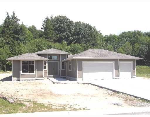 "Main Photo: 5014 BAY Road in Sechelt: Sechelt District House for sale in ""DAVIS BAY RIDGE CREEK ESTATES"" (Sunshine Coast)  : MLS®# V643417"