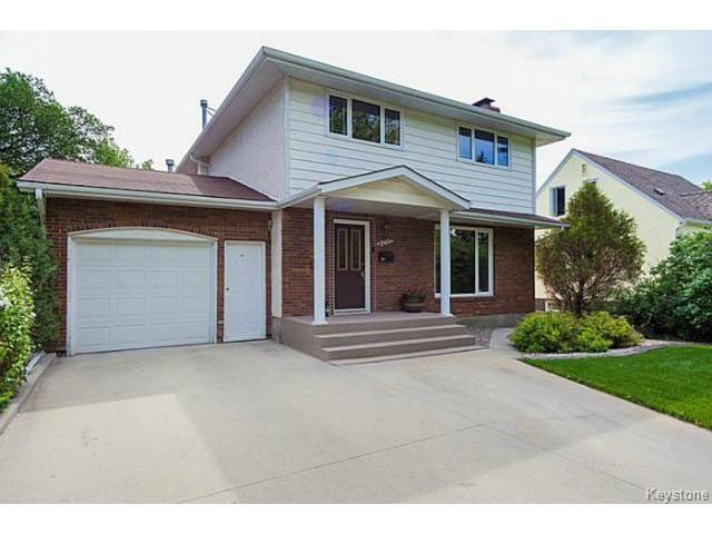 Main Photo: 265 Whytewold Road in WINNIPEG: St James Residential for sale (West Winnipeg)  : MLS®# 1416296
