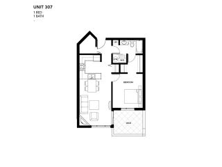 Photo 9: 307 5682 WHARF Avenue in Sechelt: Sechelt District Condo for sale (Sunshine Coast)  : MLS®# R2557264
