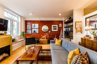 """Photo 1: 203 2556 E HASTINGS Street in Vancouver: Hastings Sunrise Condo for sale in """"L'Atelier"""" (Vancouver East)  : MLS®# R2516227"""