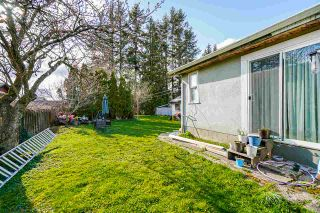 Photo 23: 9813 YOUNG Road in Chilliwack: Chilliwack N Yale-Well House for sale : MLS®# R2562859