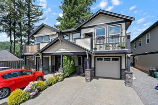Photo 1: 1024 Brown Rd in Langford: La Luxton Half Duplex for sale : MLS®# 841212