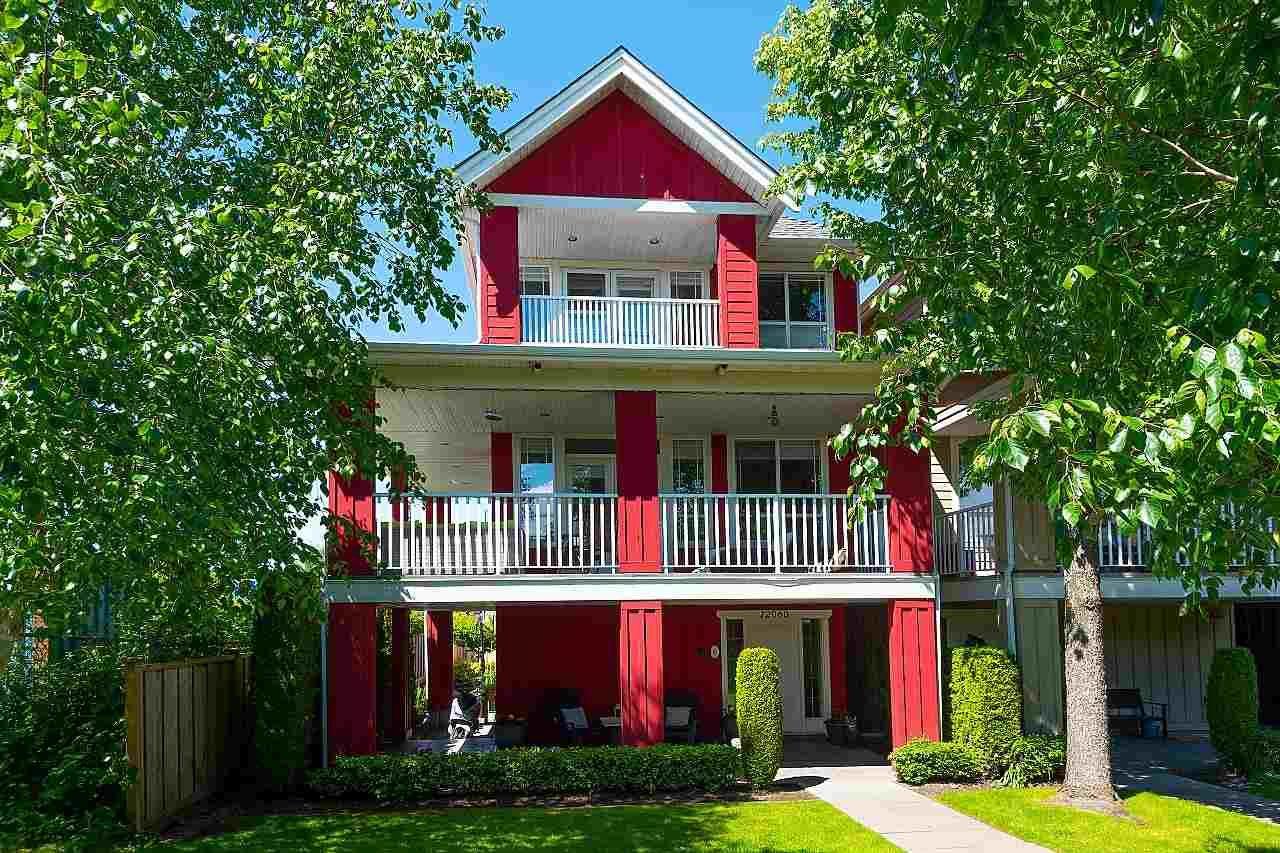 "Main Photo: 6 12060 7TH Avenue in Richmond: Steveston Village Townhouse for sale in ""Garry Pointe Parc"" : MLS®# R2585401"