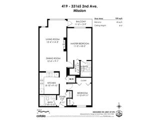 """Photo 26: 419 33165 2ND Avenue in Mission: Mission BC Condo for sale in """"MISSION MANOR"""" : MLS®# R2600584"""