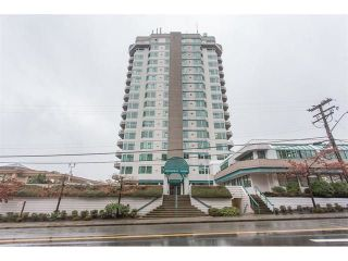 """Photo 1: 802 32440 SIMON Avenue in Abbotsford: Abbotsford West Condo for sale in """"Trethewey Tower"""" : MLS®# R2241198"""