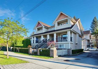 """Photo 1: 6 9060 GENERAL CURRIE Road in Richmond: McLennan North Townhouse for sale in """"Jimmy's Garden"""" : MLS®# R2439440"""