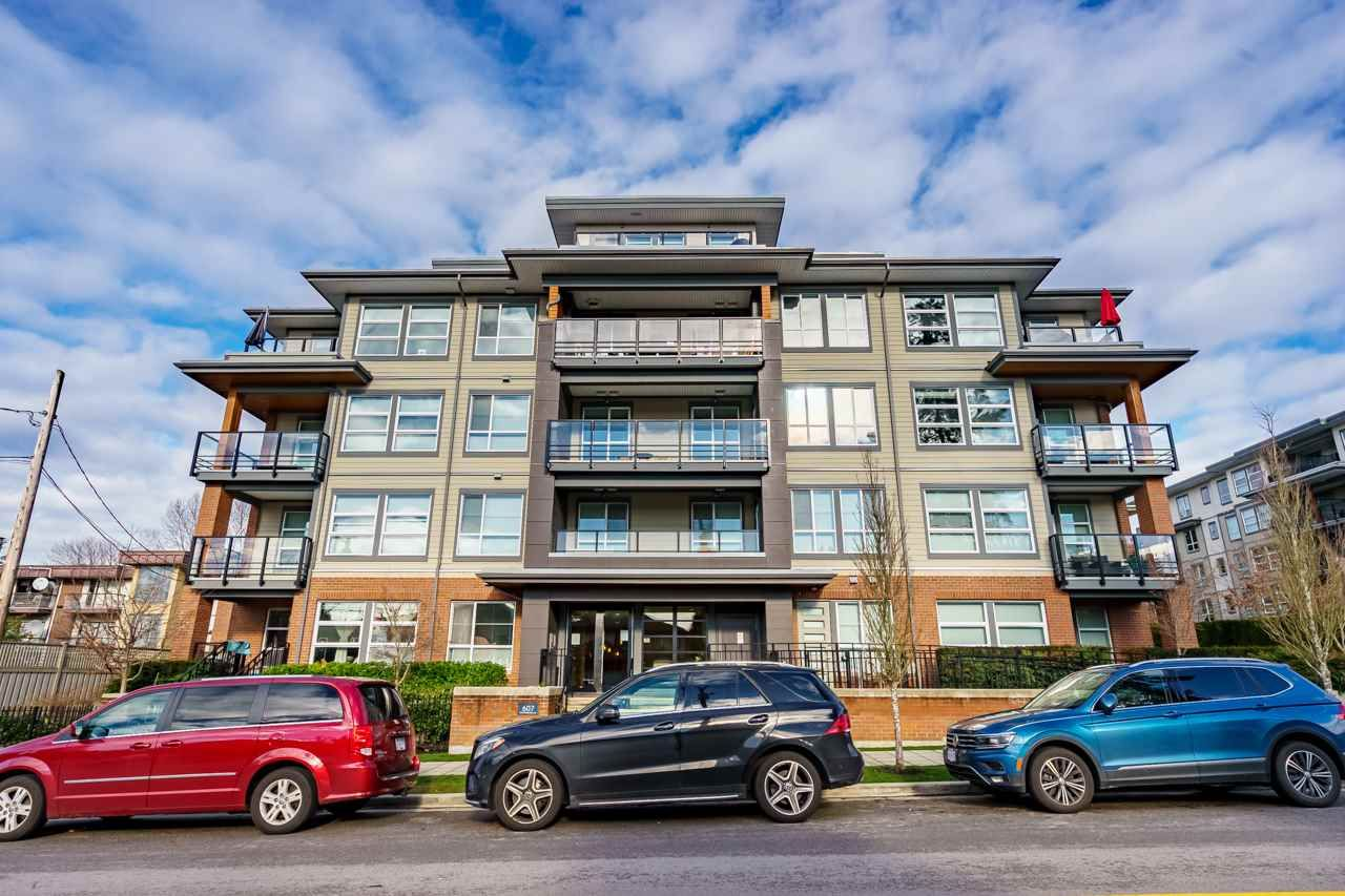 "Main Photo: 309 607 COTTONWOOD Avenue in Coquitlam: Coquitlam West Condo for sale in ""STANTON HOUSE"" : MLS®# R2533026"