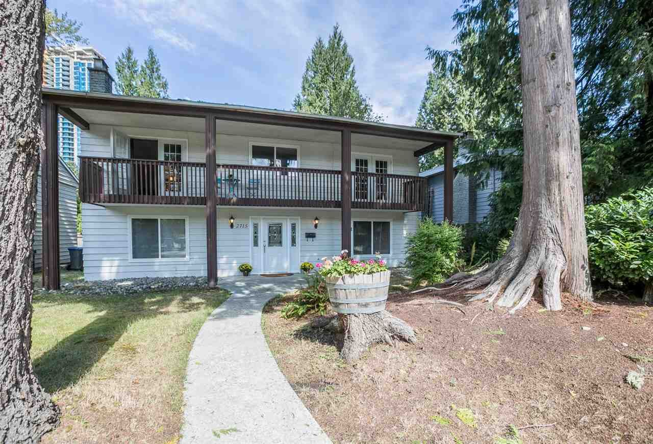 Main Photo: 2715 PATRICIA Avenue in Port Coquitlam: Woodland Acres PQ House for sale : MLS®# R2013130