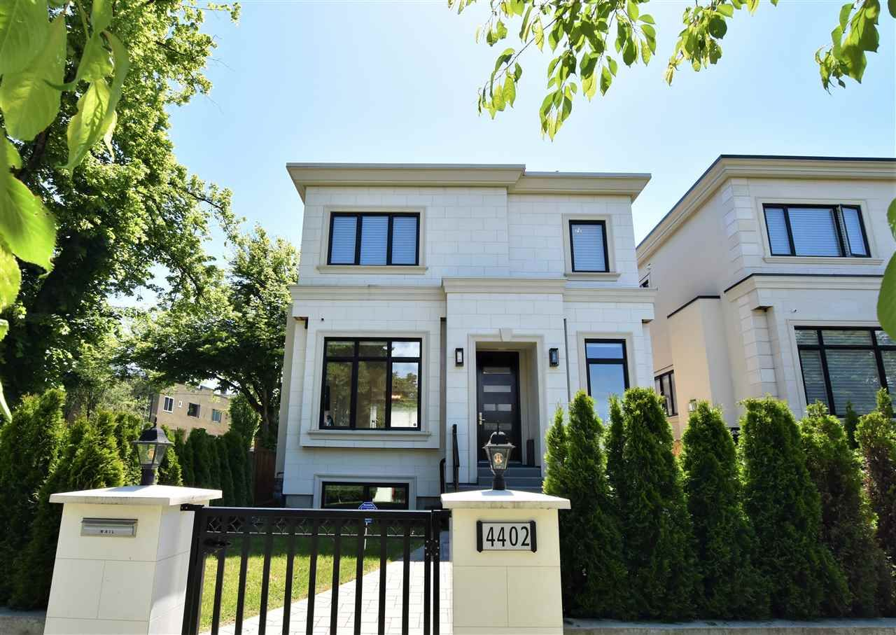 Main Photo: 4402 W 9TH Avenue in Vancouver: Point Grey House for sale (Vancouver West)  : MLS®# R2583845