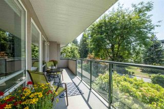 """Photo 23: 211 33728 KING Road in Abbotsford: Central Abbotsford Condo for sale in """"College Park Place"""" : MLS®# R2486380"""