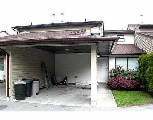 Main Photo: 12 20681 THORNE AV in Maple Ridge: Southwest Maple Ridge Townhouse for sale : MLS®# V612792