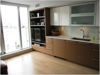 """Photo 3: 401 1635 W 3RD Avenue in Vancouver: False Creek Condo for sale in """"LUMEN"""" (Vancouver West)  : MLS®# V850263"""