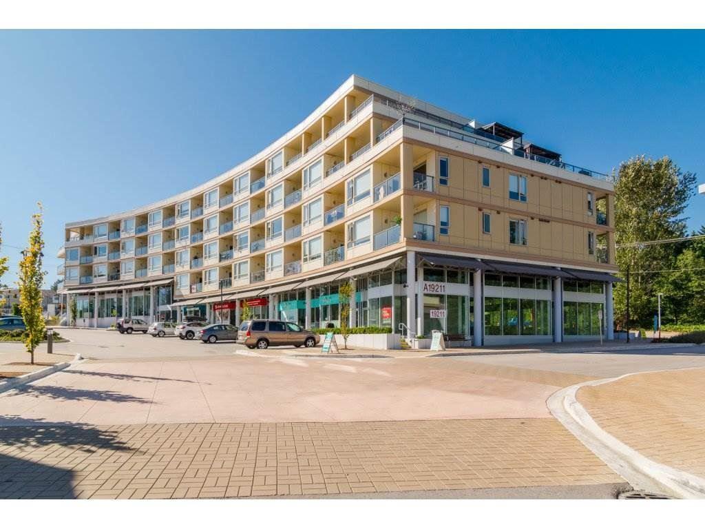 Main Photo: 504 19228 64 AVENUE in Surrey: Clayton Condo for sale (Cloverdale)  : MLS®# R2361553