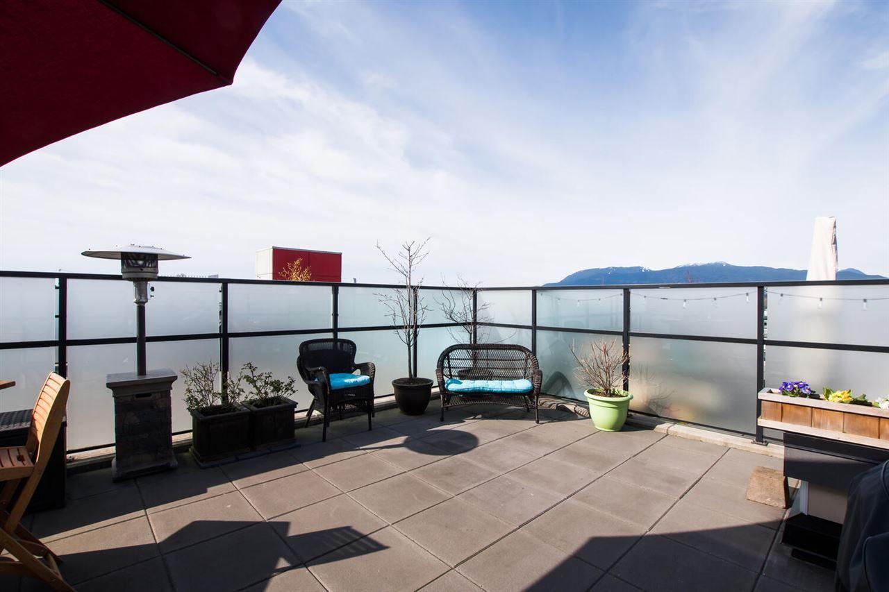 "Photo 29: Photos: 411 1628 W 4TH Avenue in Vancouver: False Creek Condo for sale in ""RADIUS"" (Vancouver West)  : MLS®# R2552543"