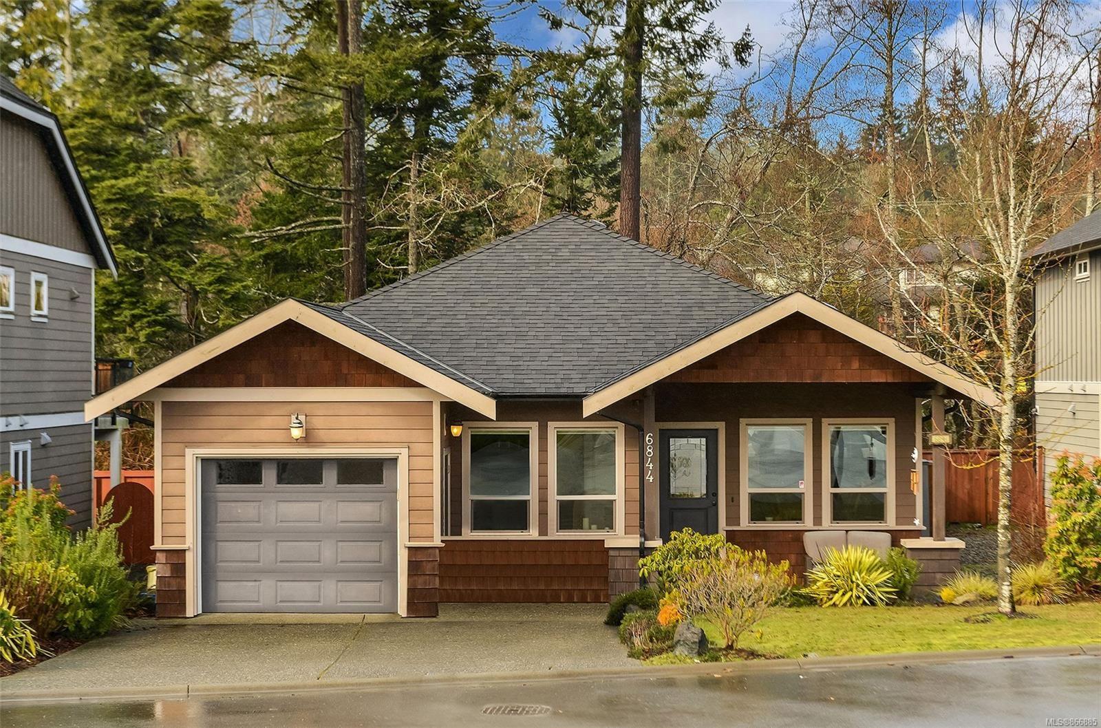 Main Photo: 6844 MARSDEN Rd in Sooke: Sk Broomhill House for sale : MLS®# 866885