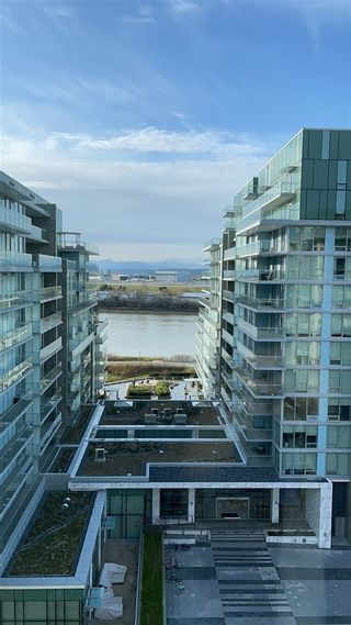 "Photo 1: 908 6622 PEARSON Way in Richmond: Brighouse Condo for sale in ""TWO RIVER GREEN"" : MLS®# R2565230"