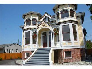 Photo 1: 4 1731 Albert Ave in VICTORIA: Vi Jubilee Condo for sale (Victoria)  : MLS®# 673061