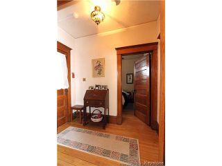 Photo 9: 804 Honeyman Avenue in WINNIPEG: West End / Wolseley Residential for sale (West Winnipeg)  : MLS®# 1401553