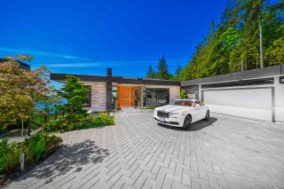 Photo 1: 2931 BURFIELD Place in West Vancouver: Cypress Park Estates House for sale : MLS®# R2581700
