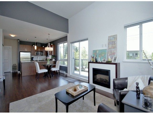 """Main Photo: 406 2943 NELSON Place in Abbotsford: Central Abbotsford Condo for sale in """"EDGEBROOK"""" : MLS®# R2108468"""