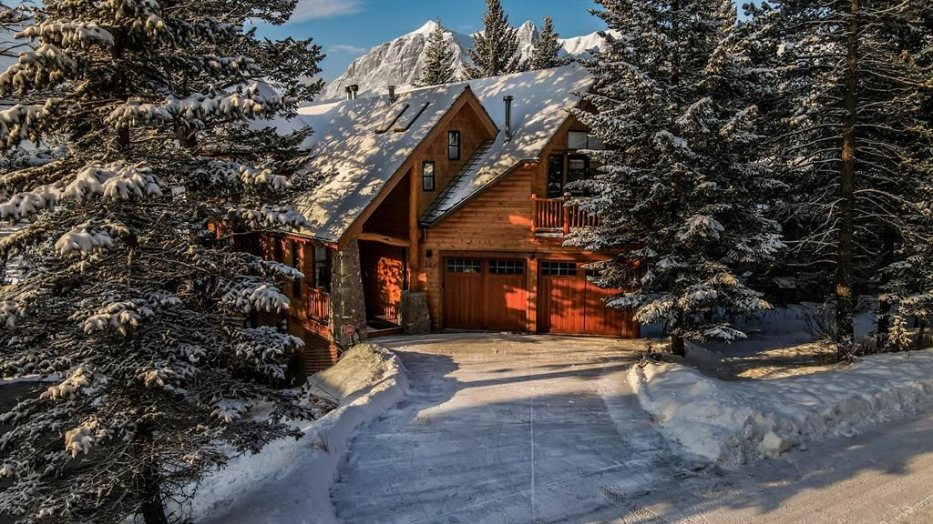 Main Photo: 26 Juniper Ridge: Canmore Residential for sale : MLS®# A1010283
