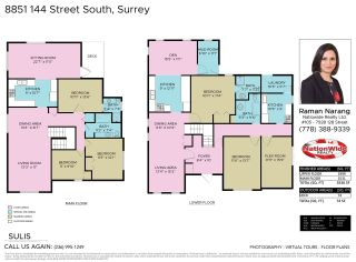 "Photo 7: 8851 144 Street in Surrey: Bear Creek Green Timbers House for sale in ""Green Timbers"" : MLS®# R2552725"