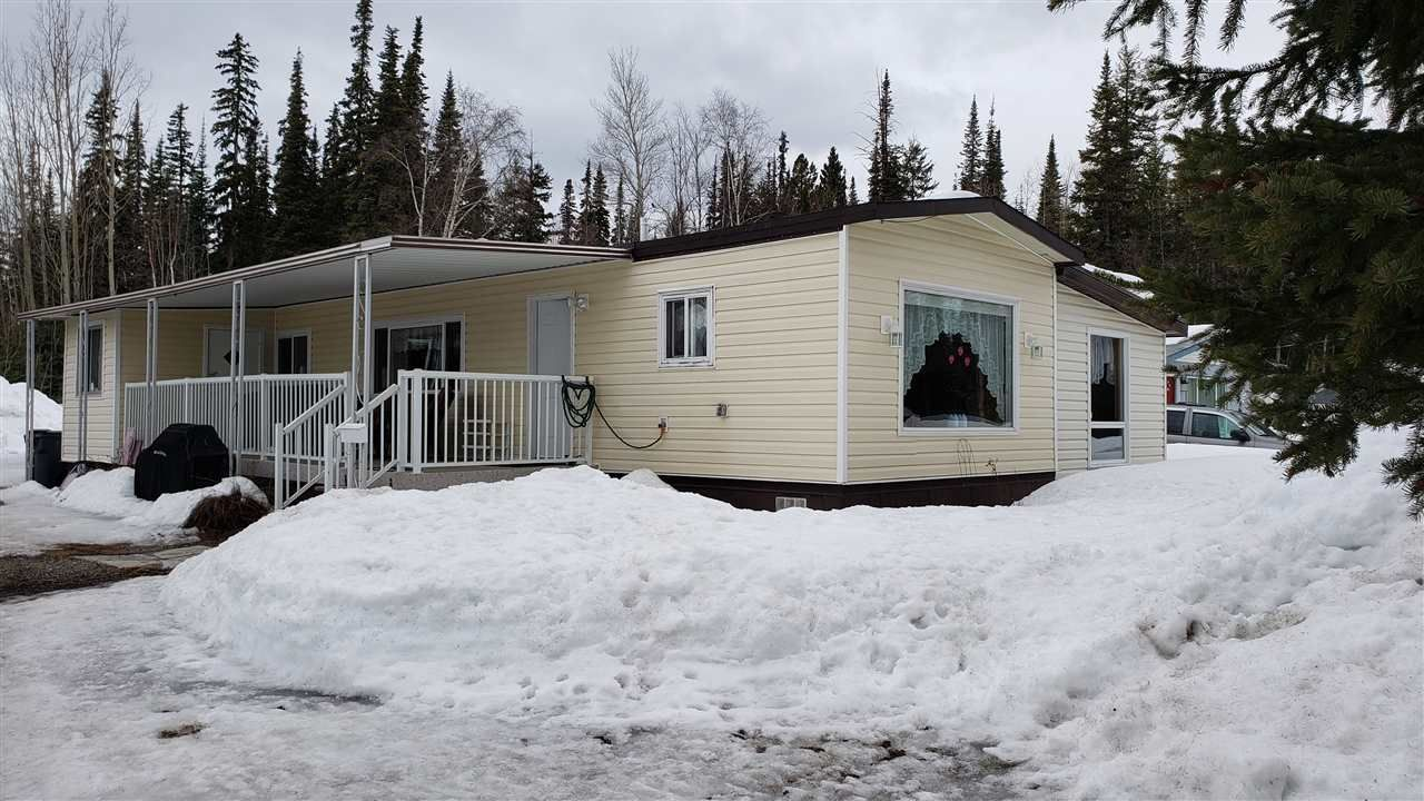 Main Photo: 7775 SABYAM Road in Prince George: North Kelly Manufactured Home for sale (PG City North (Zone 73))  : MLS®# R2449945