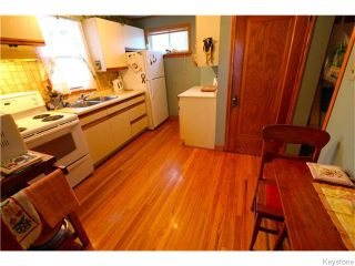 Photo 12: 19 Kingston Row in WINNIPEG: St Vital Residential for sale (South East Winnipeg)  : MLS®# 1531188